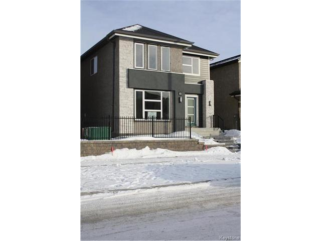 Main Photo: 93 Edward Turner Drive in Winnipeg: Sage Creek Residential for sale (2K)  : MLS® # 1704164