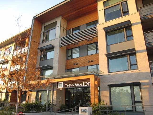 Main Photo: 418 3163 RIVERWALK Avenue in Vancouver: Champlain Heights Condo for sale (Vancouver East)  : MLS(r) # R2142827
