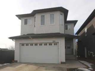 Main Photo: 281 Albany Drive in Edmonton: Zone 27 House for sale : MLS(r) # E4056886