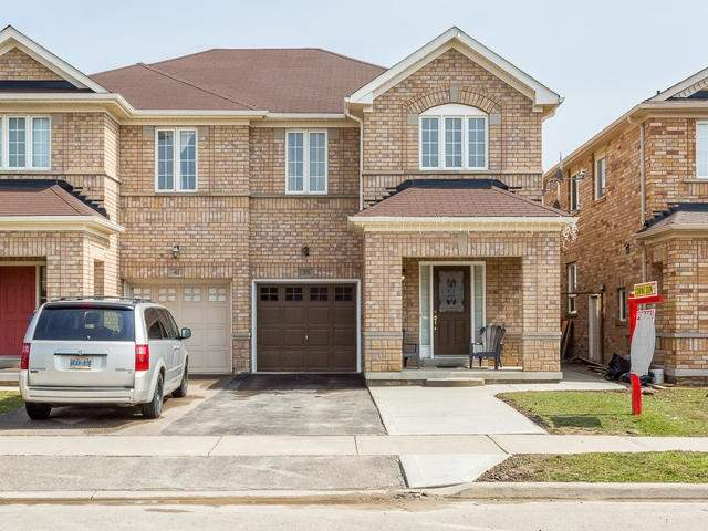 Main Photo: 39 Crannyfield Drive in Brampton: Fletcher's Meadow House (2-Storey) for sale : MLS®# W3762987