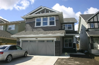 Main Photo: 848 CRYSTALLINA NERA Way in Edmonton: Zone 28 House for sale : MLS(r) # E4062144