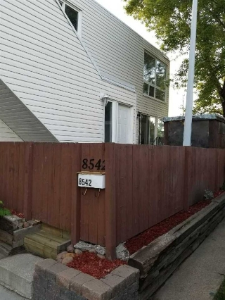 Main Photo: 8542 38A Avenue in Edmonton: Zone 29 Townhouse for sale : MLS(r) # E4069450