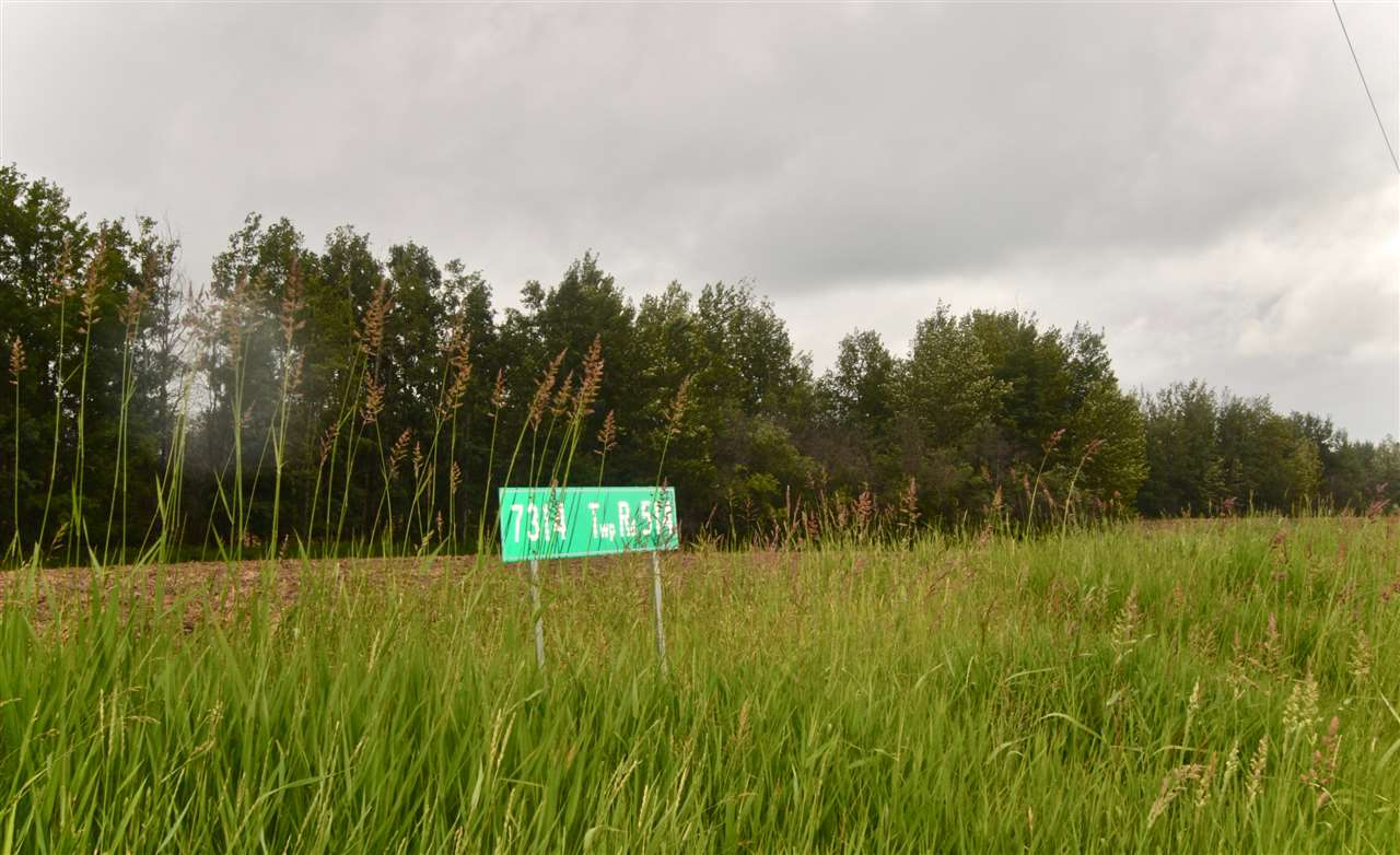 Main Photo: 7314 514 TWP RD Road: Rural Parkland County Rural Land/Vacant Lot for sale : MLS® # E4071134