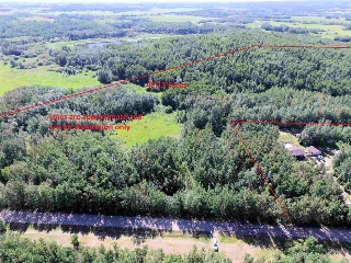 Main Photo: Township 552 Range Road 10: Rural Sturgeon County Rural Land/Vacant Lot for sale : MLS® # E4071714