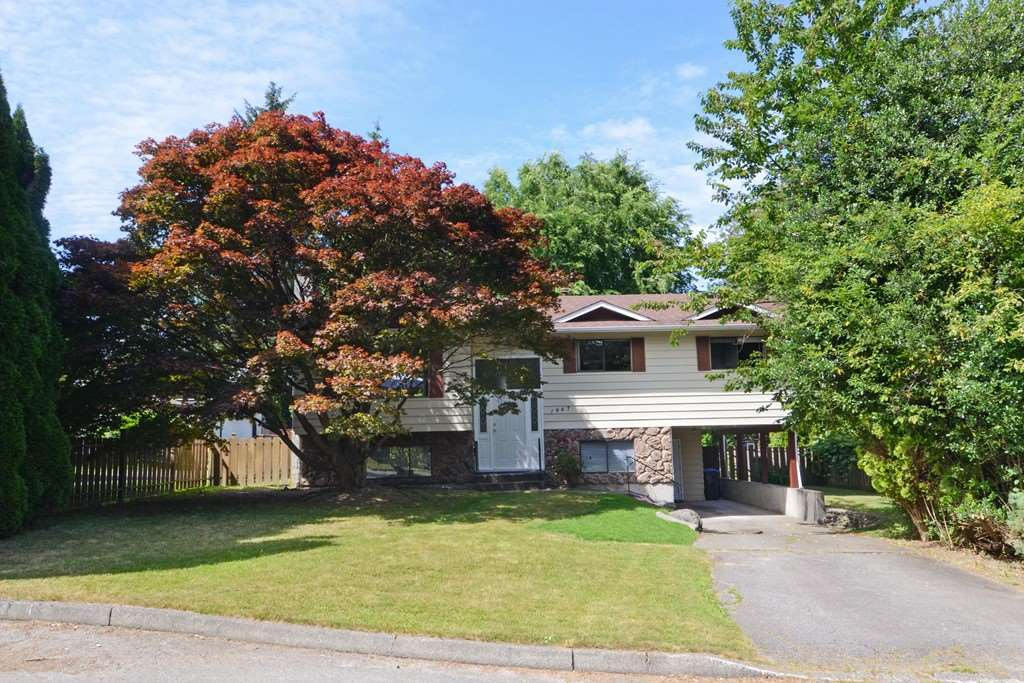 Main Photo: 1967 CONNAUGHT Avenue in Port Coquitlam: Lower Mary Hill House for sale : MLS®# R2184201
