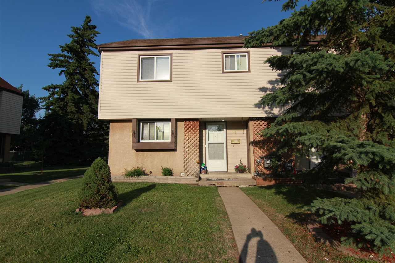Main Photo: 53 Grandin Village: St. Albert Townhouse for sale : MLS® # E4073265