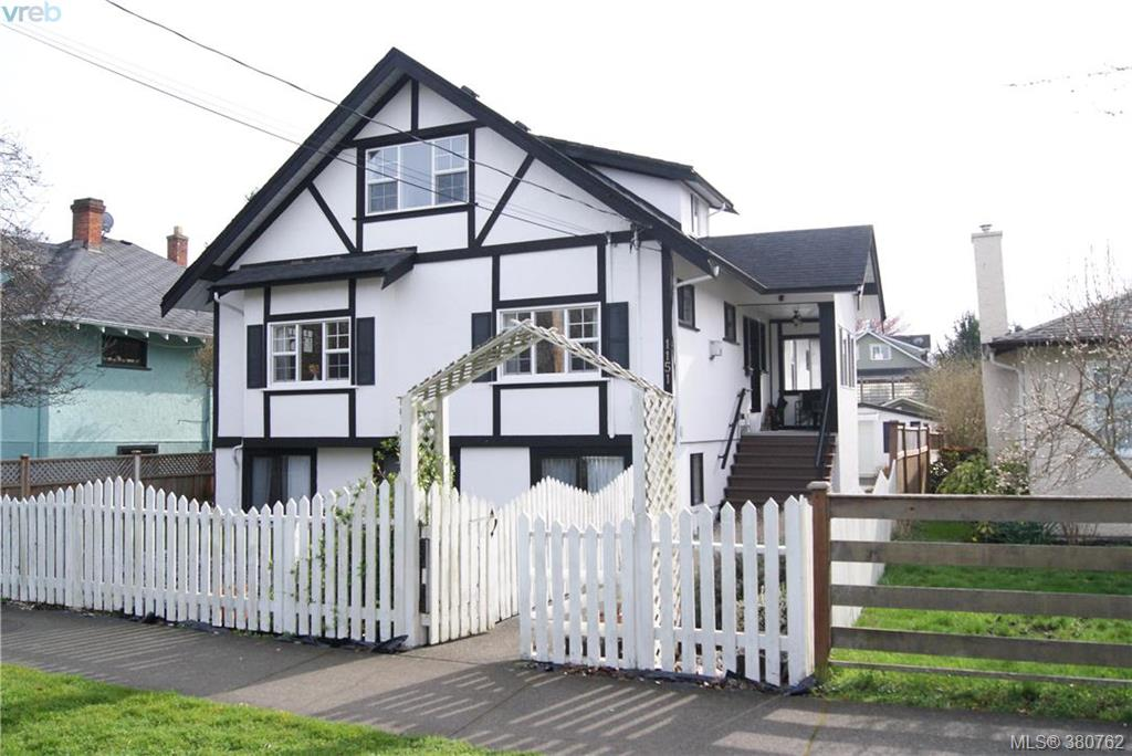 Main Photo: 1151 Oxford Street in VICTORIA: Vi Fairfield West Single Family Detached for sale (Victoria)  : MLS(r) # 380762
