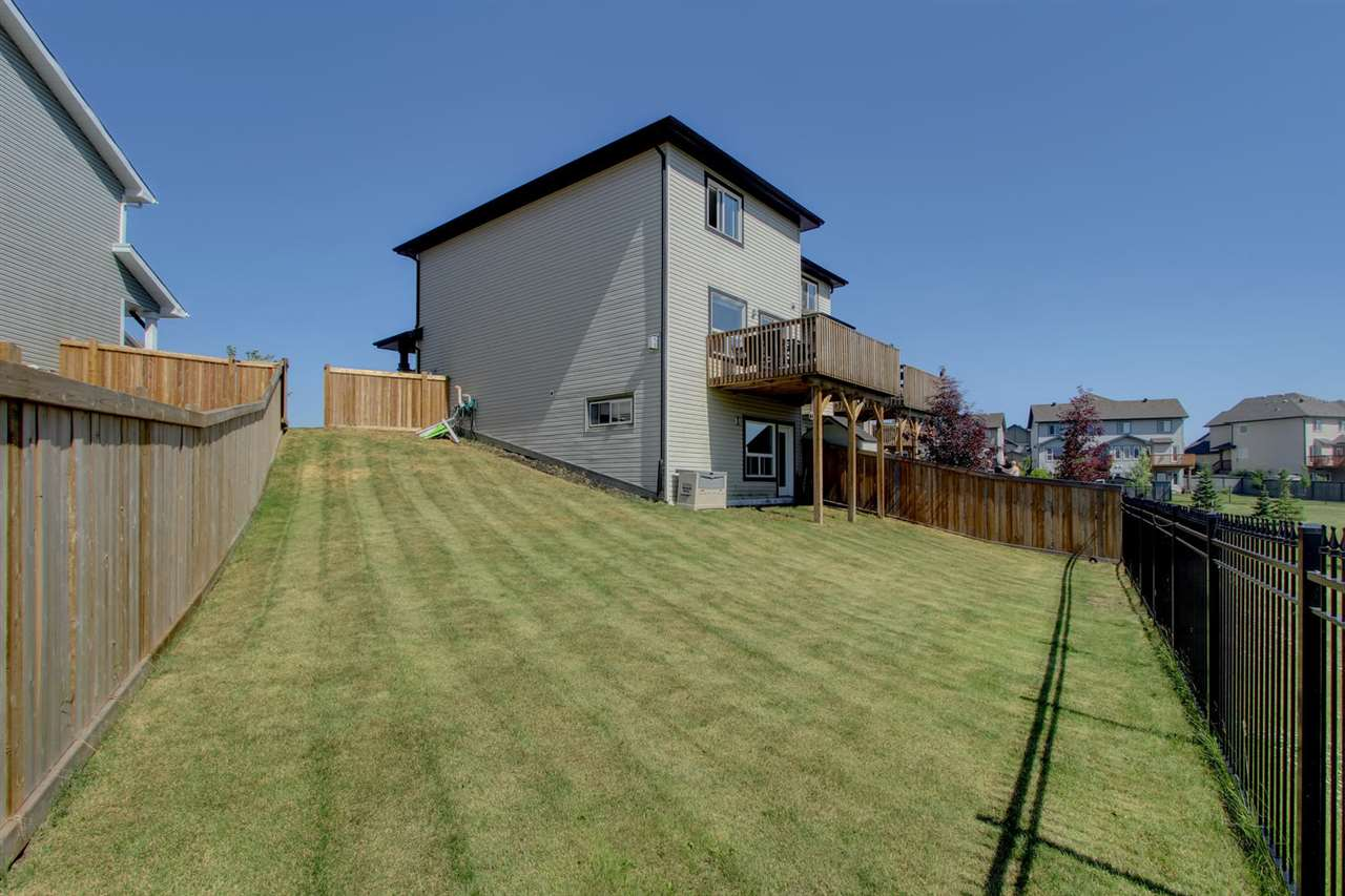 Photo 21: 17306 6A AV SW in Edmonton: Zone 56 House Half Duplex for sale