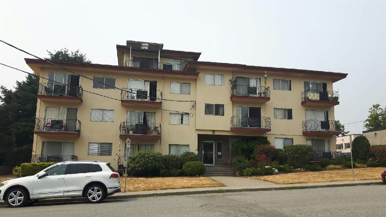 Main Photo: 306 611 BLACKFORD Street in New Westminster: Uptown NW Condo for sale : MLS® # R2193433