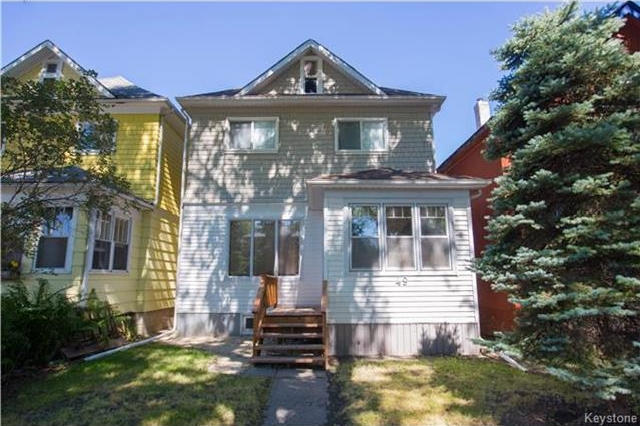 Main Photo: 49 Morley Avenue in Winnipeg: Riverview Residential for sale (1A)  : MLS® # 1720494