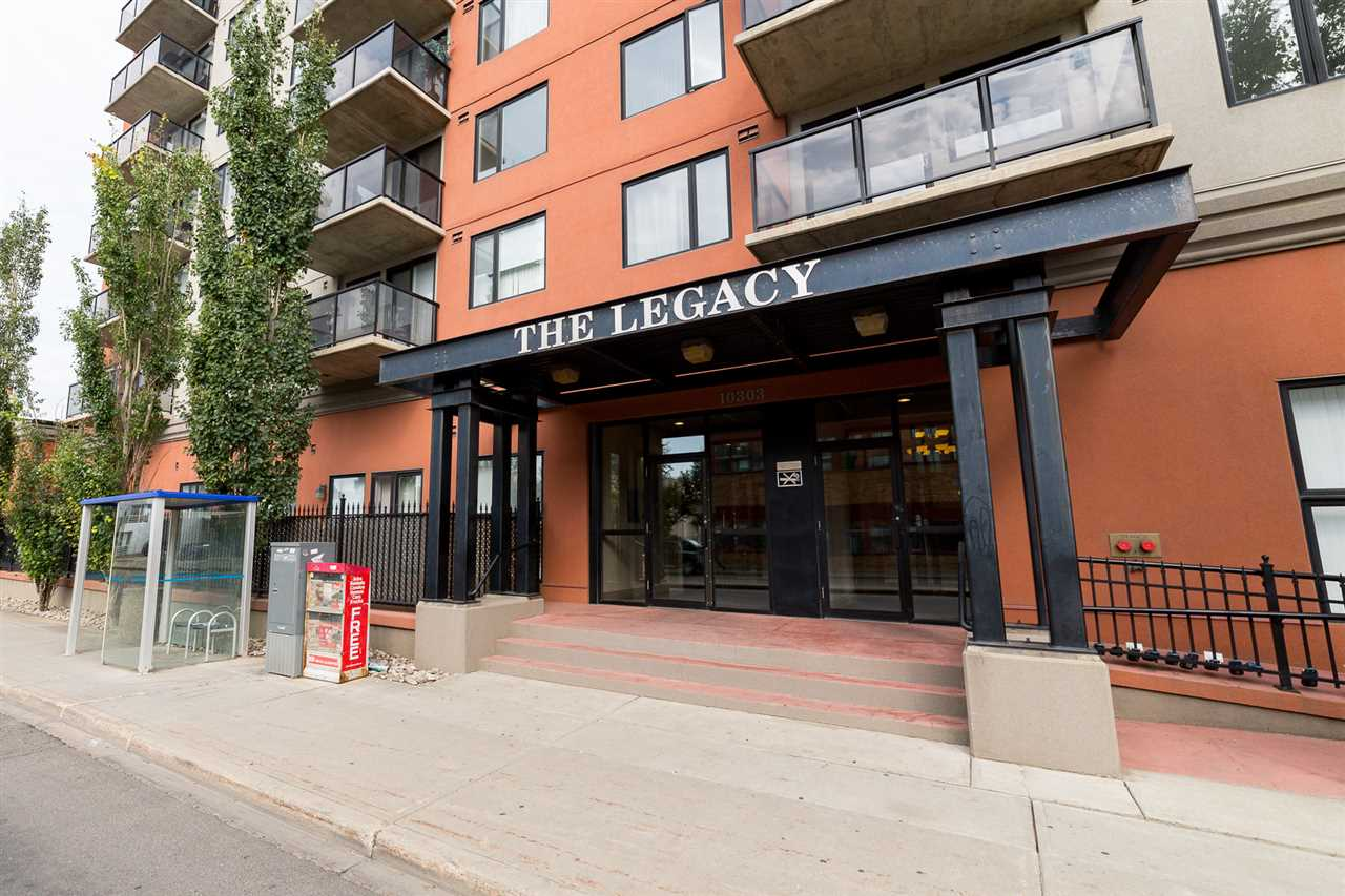 Main Photo: 906 10303 105 Street in Edmonton: Zone 12 Condo for sale : MLS® # E4078137