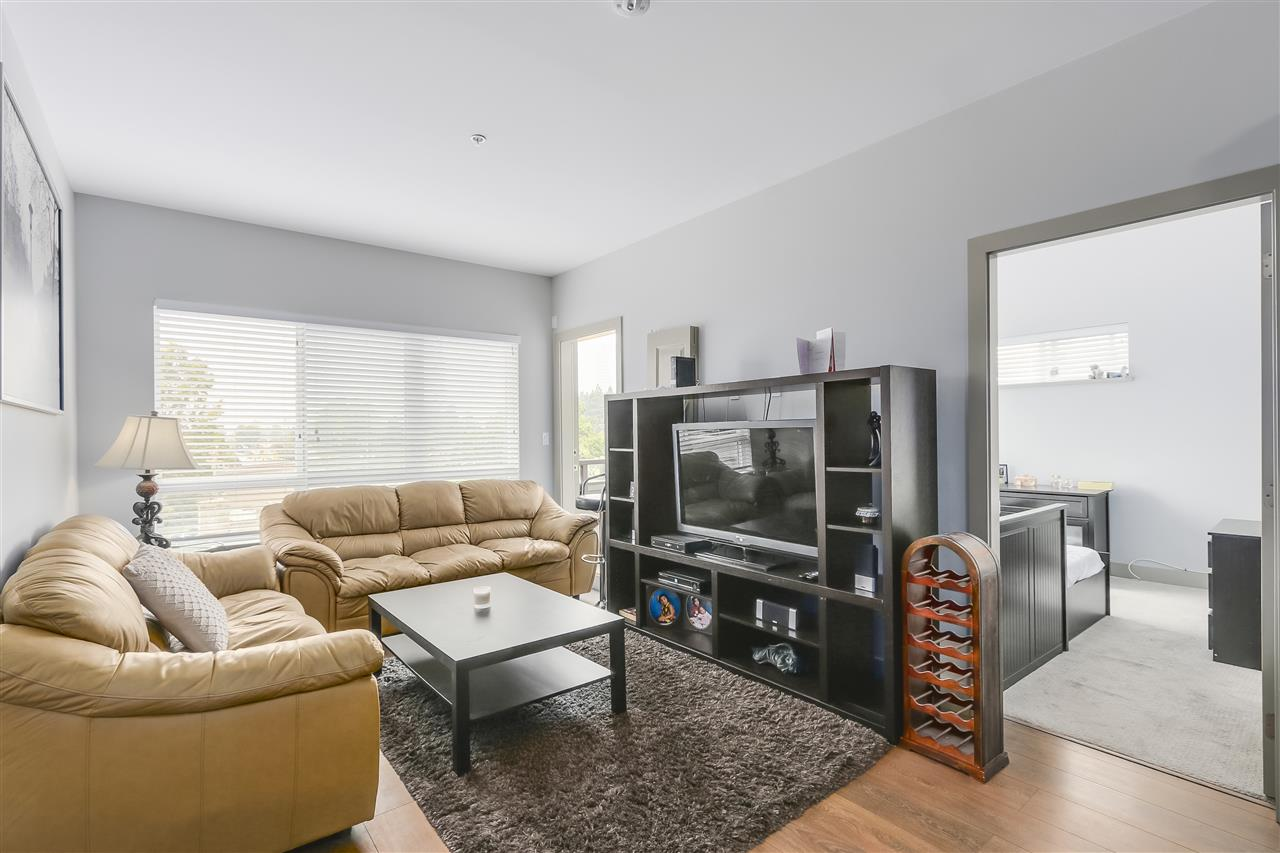 "Main Photo: 405 6875 DUNBLANE Avenue in Burnaby: Metrotown Condo for sale in ""Subora Living"" (Burnaby South)  : MLS® # R2205359"
