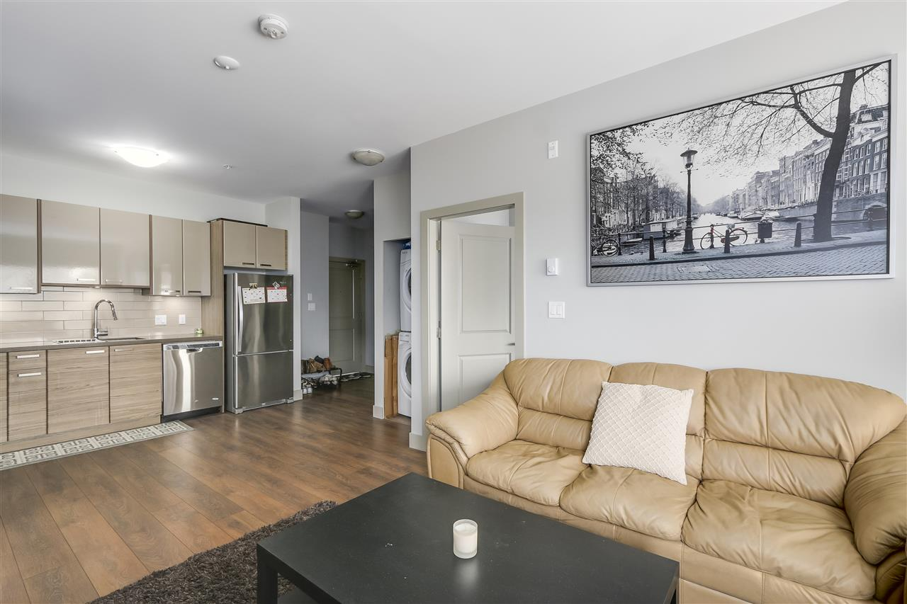 "Photo 3: 405 6875 DUNBLANE Avenue in Burnaby: Metrotown Condo for sale in ""Subora Living"" (Burnaby South)  : MLS® # R2205359"