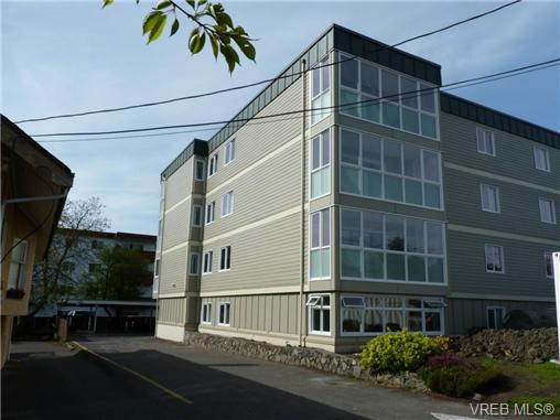 Main Photo: 302 1035 Southgate Street in VICTORIA: Vi Fairfield West Condo Apartment for sale (Victoria)  : MLS® # 362995