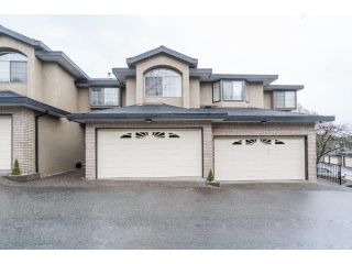 "Main Photo: 22 22488 116 Avenue in Maple Ridge: East Central Townhouse for sale in ""RICHMOND HILL ESTATES"" : MLS®# R2234262"
