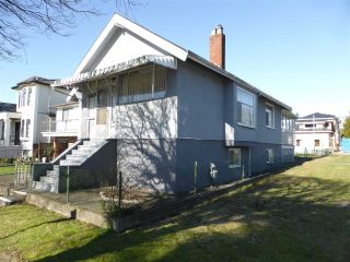 Main Photo: 3495 FRANKLIN Street in Vancouver: Hastings East House for sale (Vancouver East)  : MLS® # R2239304