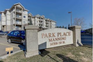 Main Photo: 412 14708 50 Street NW in Edmonton: Zone 02 Condo for sale : MLS®# E4106922