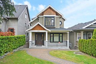 Main Photo: 1877 W 37TH Avenue in Vancouver: Quilchena House for sale (Vancouver West)  : MLS®# R2262663
