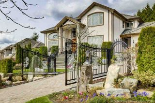 Main Photo: 3020 PLATEAU Boulevard in Coquitlam: Westwood Plateau House for sale : MLS®# R2272165