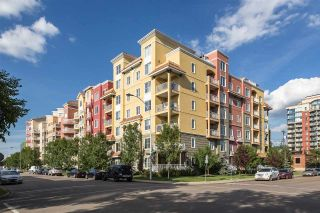 Main Photo: 208 10333 112 Street in Edmonton: Zone 12 Condo for sale : MLS®# E4117886