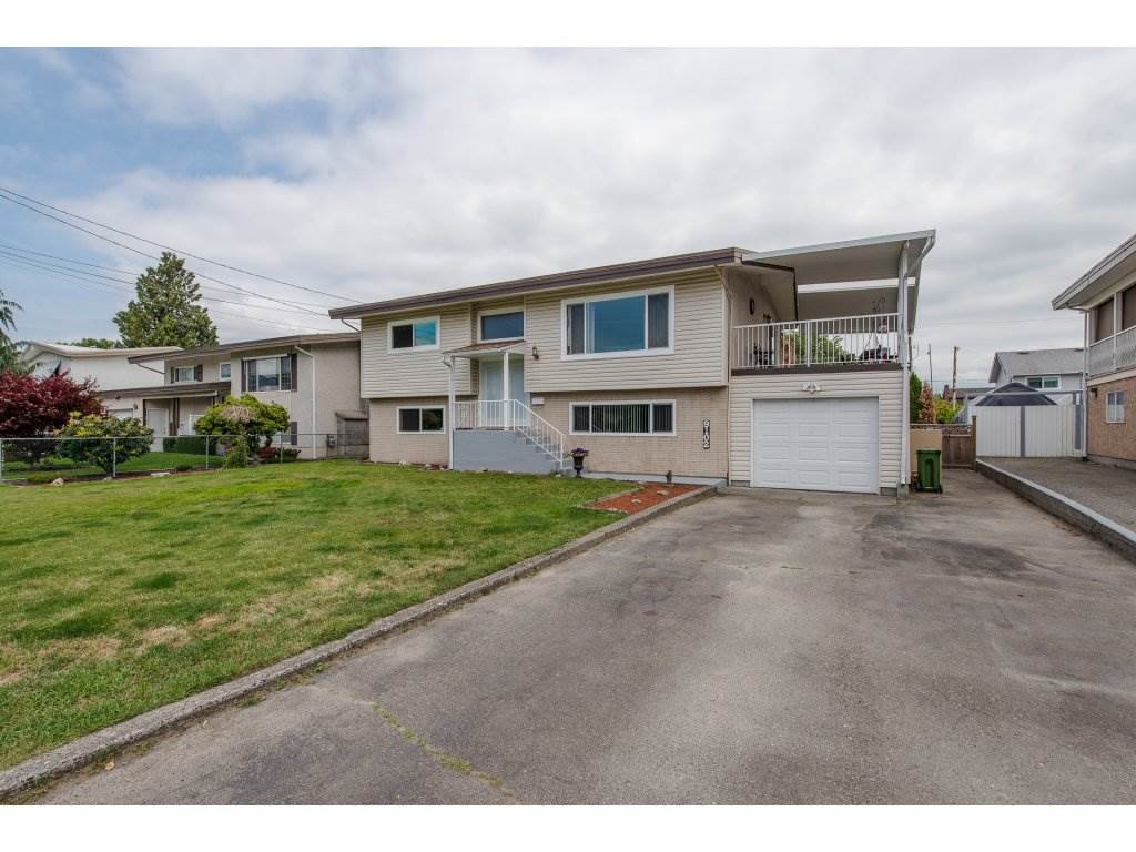 Main Photo: 9102 GARDEN Drive in Chilliwack: Chilliwack E Young-Yale House for sale : MLS®# R2297147