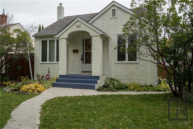 Main Photo: 147 Genthon Street in Winnipeg: Norwood Residential for sale (2B)  : MLS®# 1827411