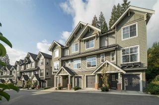 "Main Photo: 18 3470 HIGHLAND Drive in Coquitlam: Burke Mountain Townhouse for sale in ""Bridlewood"" : MLS®# R2315505"