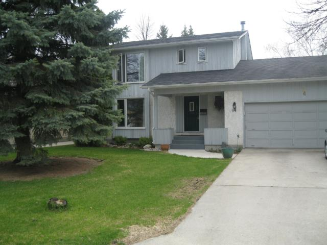 Main Photo: 64 PINEHURST Crescent in WINNIPEG: Westwood / Crestview Residential for sale (West Winnipeg)  : MLS® # 1108841
