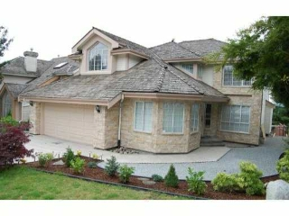 Main Photo: 1478 LANSDOWNE Drive in Coquitlam: Westwood Plateau House for sale : MLS® # V964258