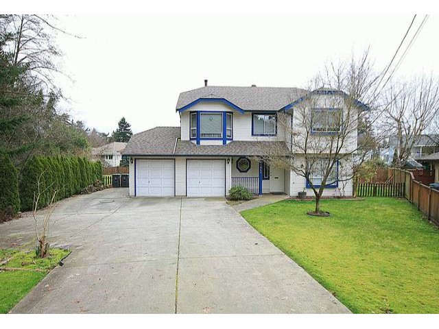 Main Photo: 11845 97A AV in Surrey: Royal Heights House for sale (North Surrey)  : MLS® # F1313082