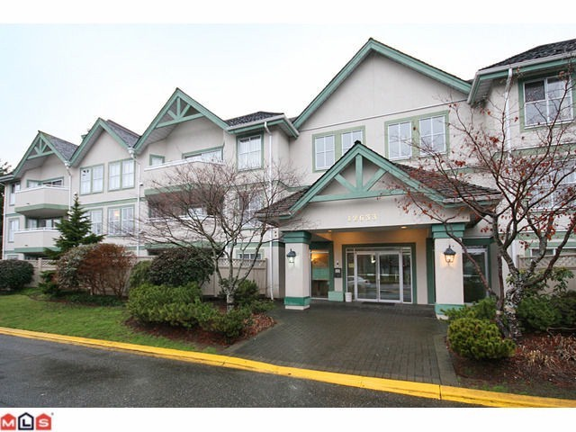 Main Photo: # 201 12633 72ND AV in Surrey: West Newton Condo for sale : MLS®# F1228065