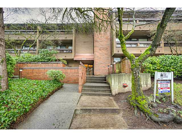 "Photo 1: 214 3420 BELL Avenue in Burnaby: Sullivan Heights Condo for sale in ""BELL PARK TERRACE"" (Burnaby North)  : MLS(r) # V1058644"