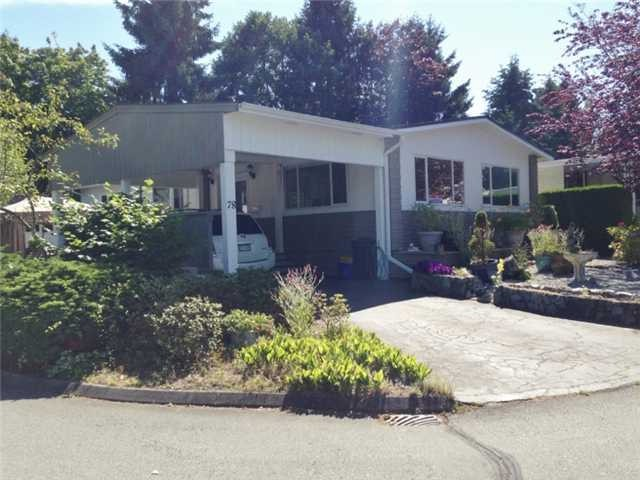 Main Photo: # 78 15875 20TH AV in : King George Corridor Manufactured Home for sale : MLS® # F1326655
