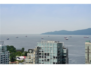 "Main Photo: 4001 1372 SEYMOUR Street in Vancouver: Downtown VW Condo for sale in ""THE MARK"" (Vancouver West)  : MLS(r) # V1071762"