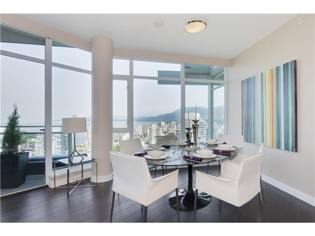 "Photo 8: 4001 1372 SEYMOUR Street in Vancouver: Downtown VW Condo for sale in ""THE MARK"" (Vancouver West)  : MLS® # V1071762"