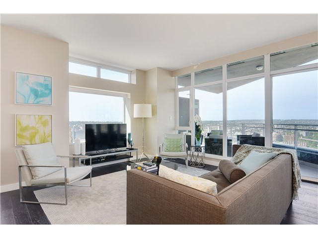 "Photo 5: 4001 1372 SEYMOUR Street in Vancouver: Downtown VW Condo for sale in ""THE MARK"" (Vancouver West)  : MLS® # V1071762"