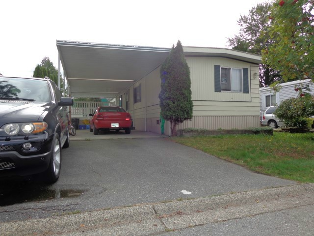 "Main Photo: 138 145 KING EDWARD Street in Coquitlam: Maillardville Manufactured Home for sale in ""MILL CREEK VILLAGE"" : MLS® # V1088350"