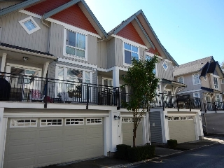 Main Photo: 14 20120 68 Avenue in Langley: Willoughby Heights Townhouse for sale : MLS(r) # R2004919