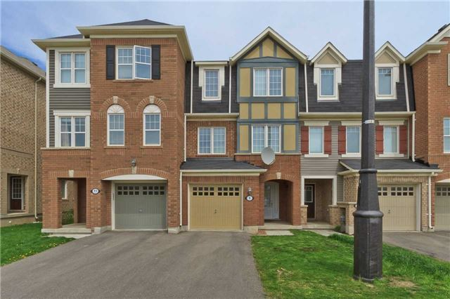 Main Photo: 9 Lanternlight Lane in Brampton: Northwest Brampton House (3-Storey) for sale : MLS®# W3495833