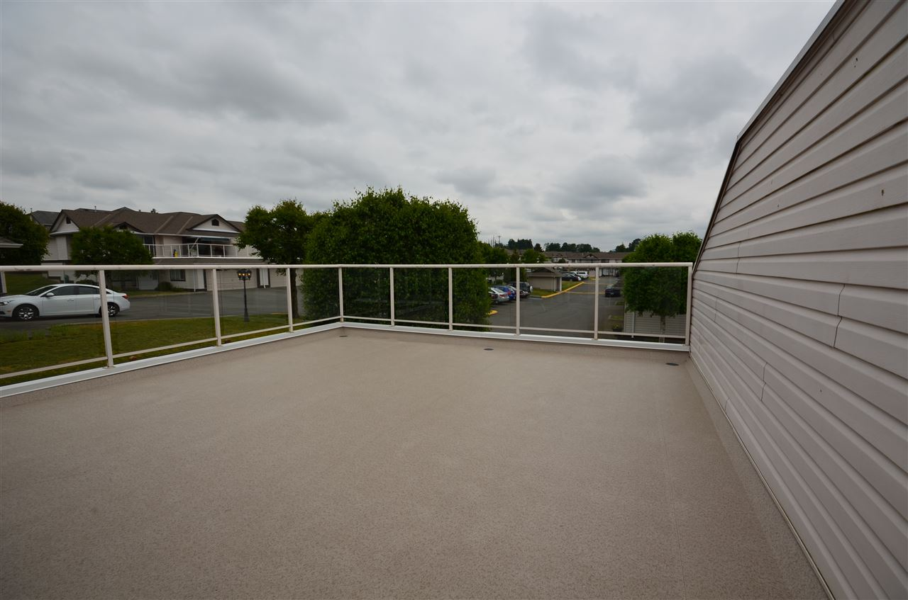 Photo 18: 102 3080 TOWNLINE Road in Abbotsford: Abbotsford West Townhouse for sale : MLS® # R2073376
