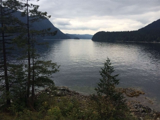 Main Photo: LOT 13 BEST POINT in North Vancouver: Indian Arm Home for sale : MLS® # R2093798