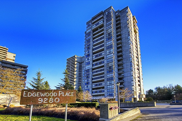 "Main Photo: 2102 9280 SALISH Court in Burnaby: Sullivan Heights Condo for sale in ""EDGEWOOD PLACE"" (Burnaby North)  : MLS(r) # R2099847"