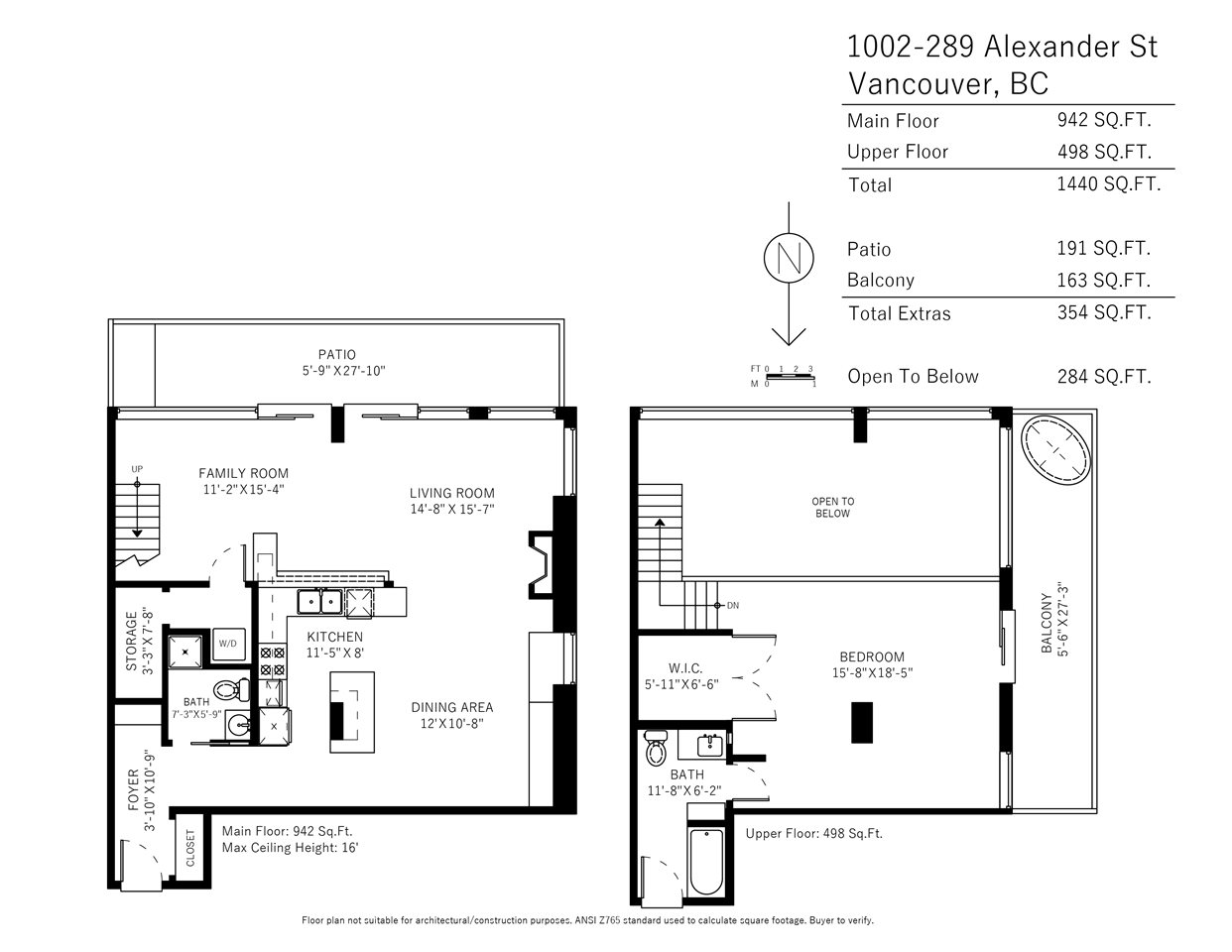 "Photo 20: 1002 289 ALEXANDER Street in Vancouver: Hastings Condo for sale in ""THE EDGE"" (Vancouver East)  : MLS® # R2109889"