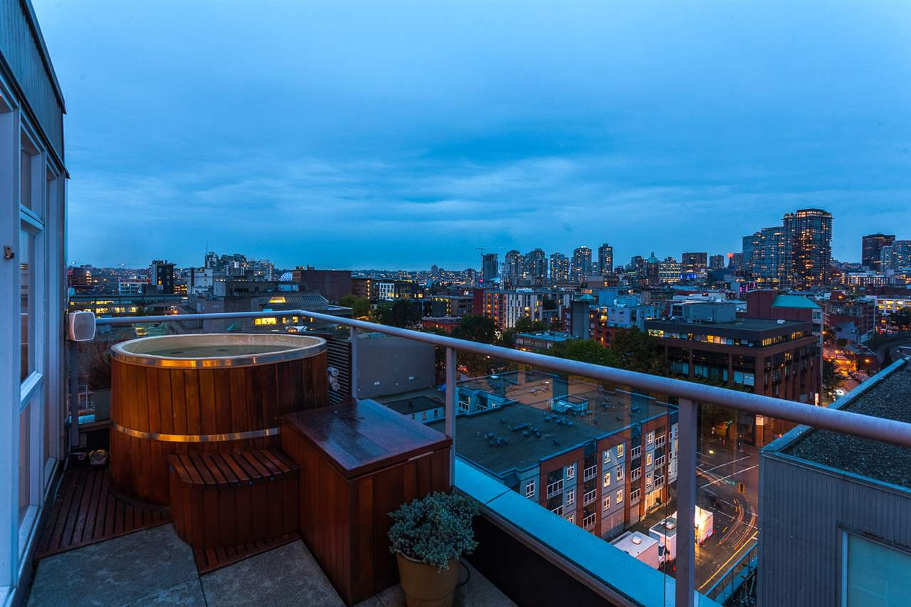 "Photo 14: 1002 289 ALEXANDER Street in Vancouver: Hastings Condo for sale in ""THE EDGE"" (Vancouver East)  : MLS® # R2109889"