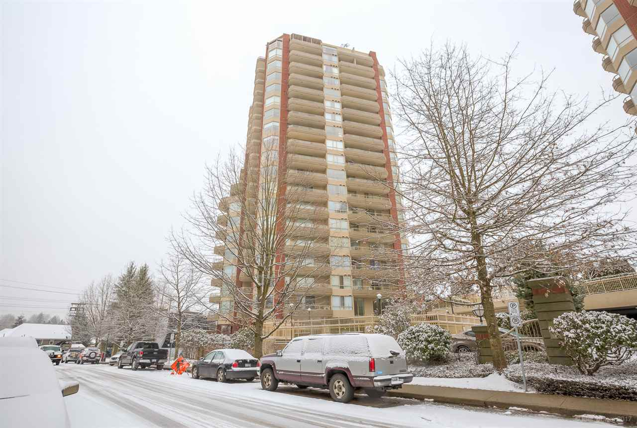 Photo 14: 802 738 FARROW Street in Coquitlam: Coquitlam West Condo for sale : MLS® # R2137039