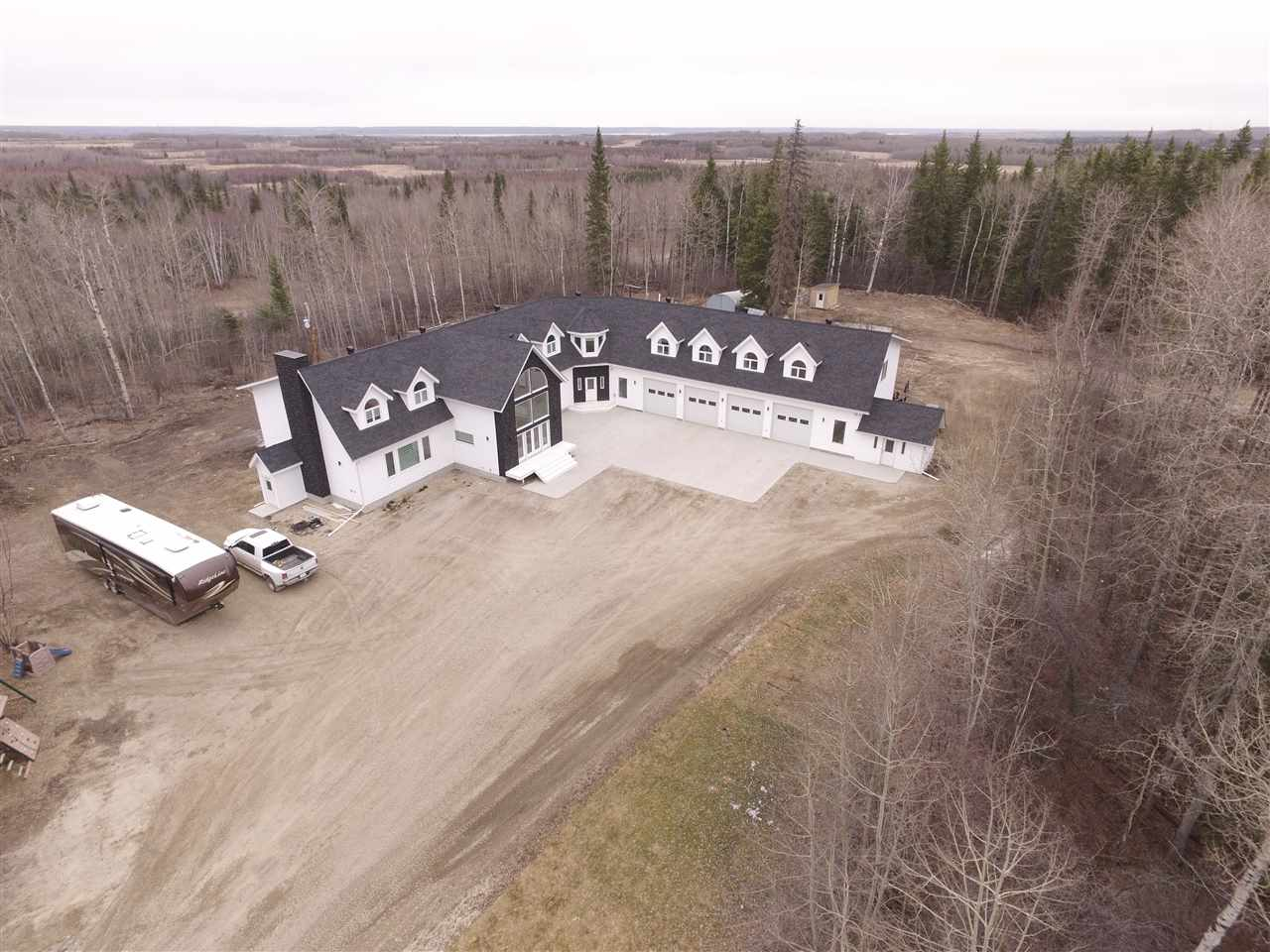 Main Photo: 1 6025 TWP RD 522 Road: Rural Parkland County House for sale : MLS® # E4051570