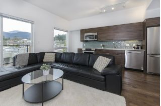 "Main Photo: 408 317 BEWICKE Avenue in North Vancouver: Hamilton Condo for sale in ""Seven Hundred"" : MLS(r) # R2148389"