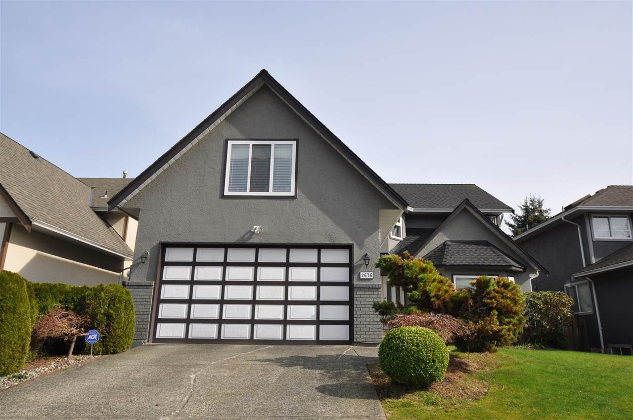 Main Photo: 2676 TEMPE GLEN Drive in North Vancouver: Tempe House for sale : MLS(r) # R2156023