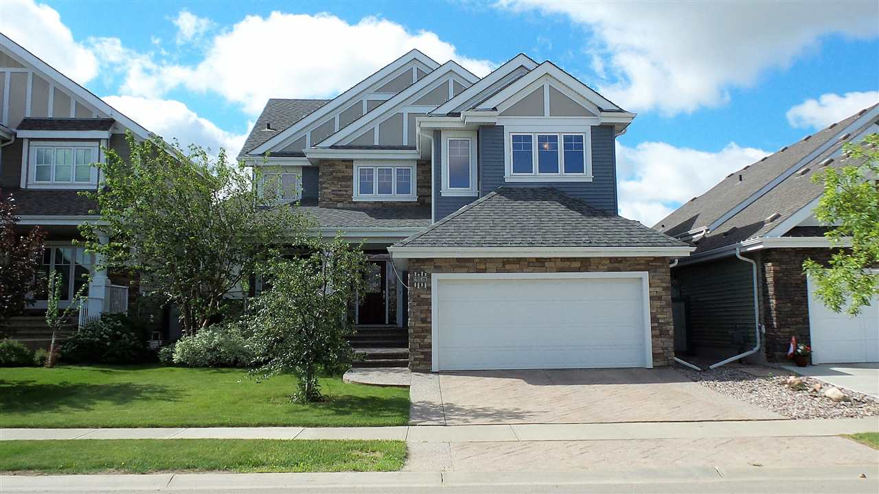 Photo 2: 4263 SAVARYN Drive in Edmonton: Zone 53 House for sale : MLS® # E4069617
