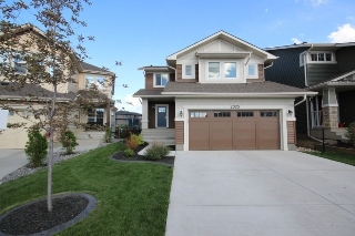 Main Photo: 2025 CHALMERS Way in Edmonton: Zone 55 House for sale : MLS(r) # E4069704